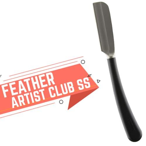 Rasoio a mano libera Feather Artist Club SS