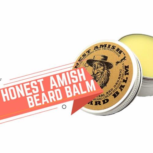 Balsamo da barba Honest Amish
