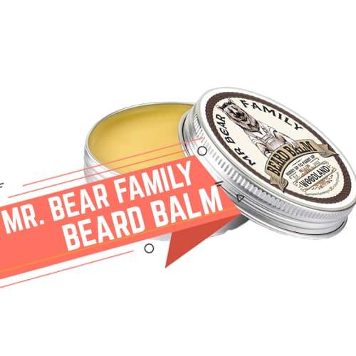 Balsamo da barba Mr. Bear Family