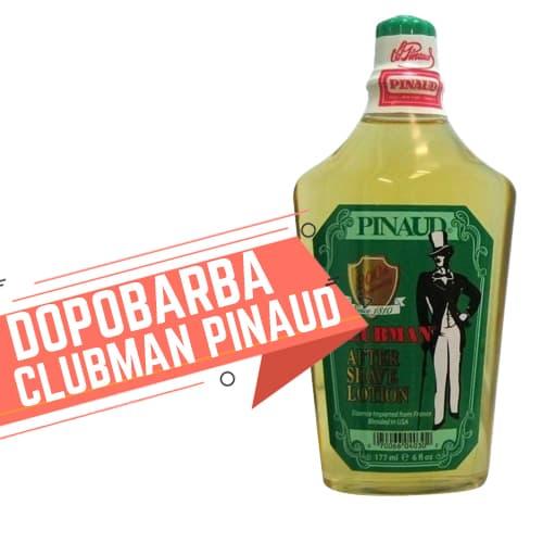 Dopobarba Clubman Pinaud
