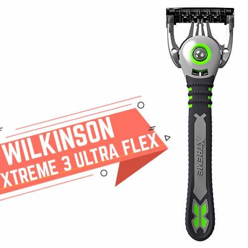 Rasoio usa e getta Wilkinson Xtreme 3 Ultra Flex
