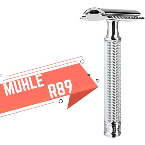 Rasoio di sicurezza Muhle R89