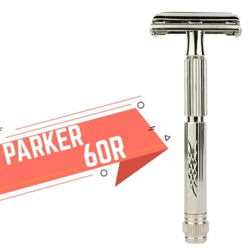 Rasoio di sicurezza Parker 60R
