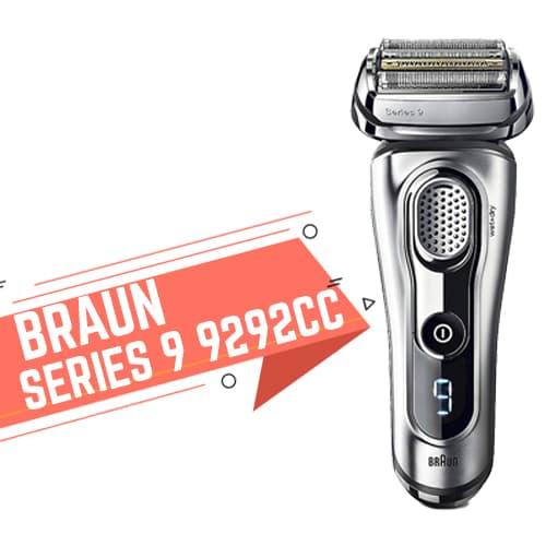 Rasoio elettrico Braun Series 9 9292cc