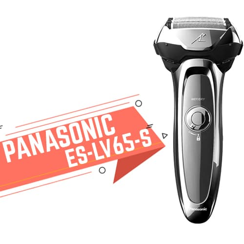 Rasoio elettrico Panasonic ES-LV65-S