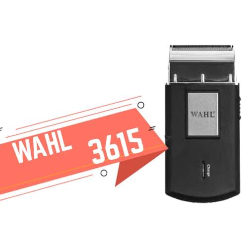 Rasoio elettrico Wahl 3615