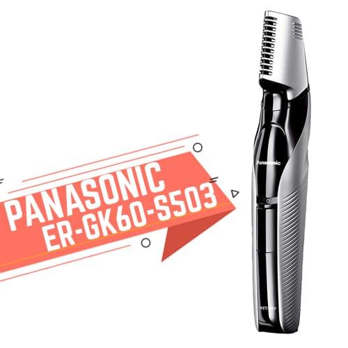 Rasoio per il corpo da uomo Panasonic ER-GK60-S503