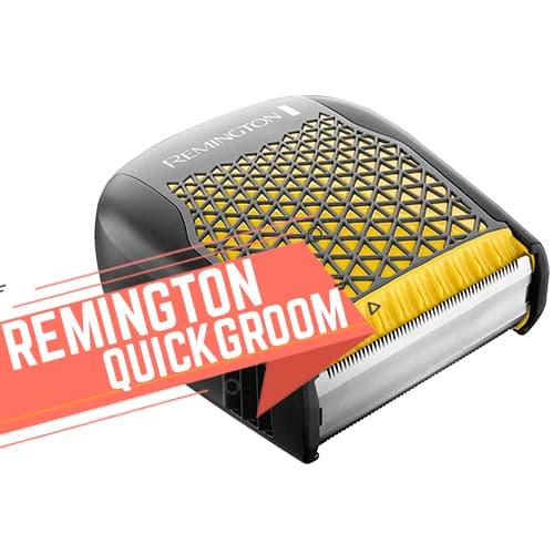 Rasoio per il corpo da uomo Remington QuickGroom
