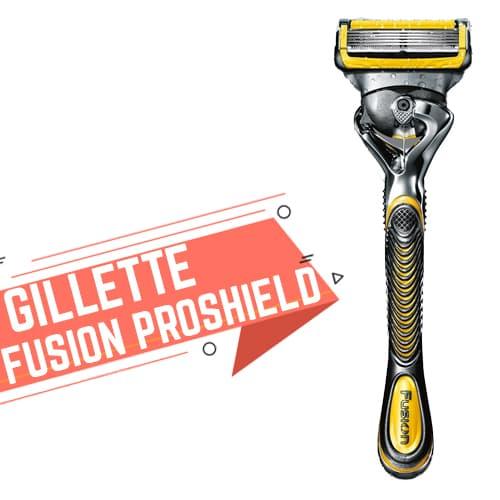 Rasoio usa e getta Gillette Fusion ProShield