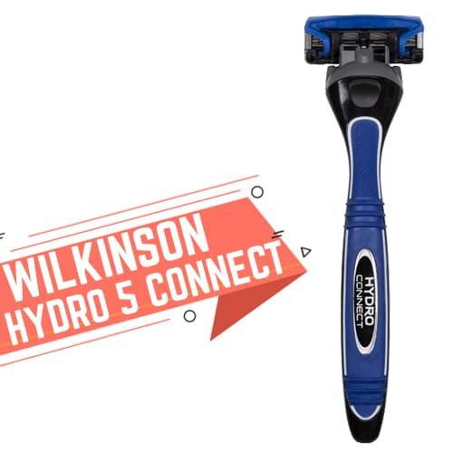 Rasoio usa e getta Wilkinson Hydro 5 Connect