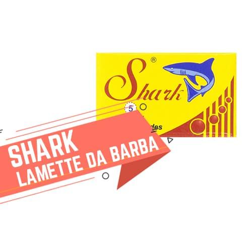 Lamette da barba Shark