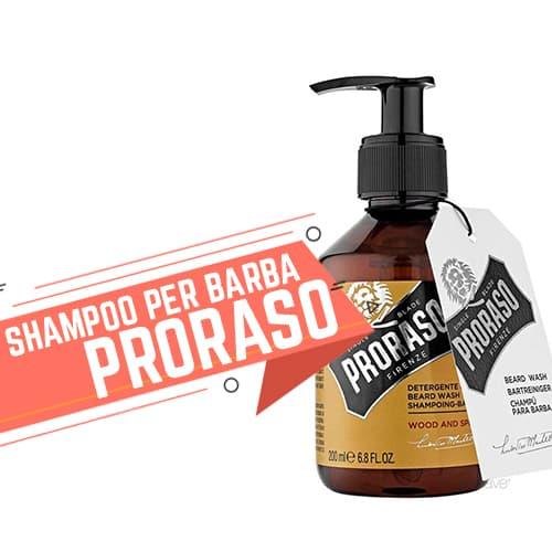 Shampoo per Barba Proraso