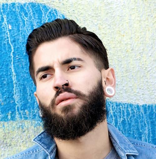 Shampoo per barba uomo